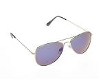Classic Polarized Mirrored Aviator Sunglasses