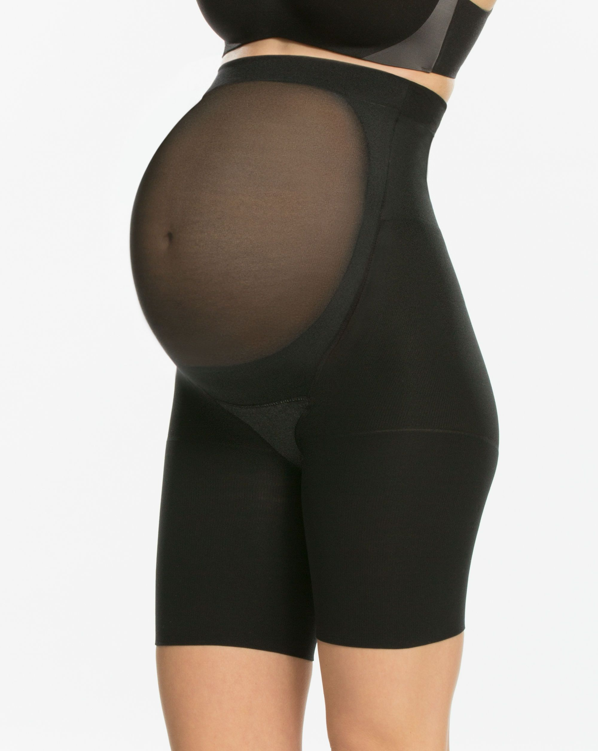45907dba843cb1 Home > Mama > Power Mama Maternity Mid-Thigh Shaper