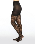 Lovely Lace Mid-Thigh Shaping Tights