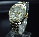 Beautiful Double Stone Watch