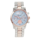 Fashion Color Face Metal Watch