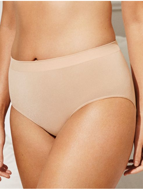 7ba038a13f3b Wacoal B-Smooth Seamless Hi-Cut Brief Panty