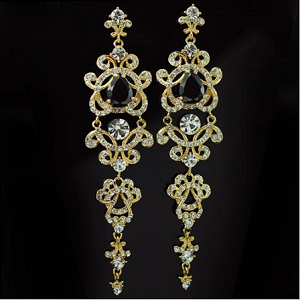 Beautiful Rich Drop Earring
