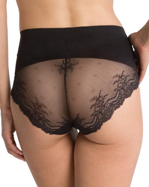 Undie-tectable Lace Cheeky Panty