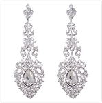 Luxury Party Chandelier Earring