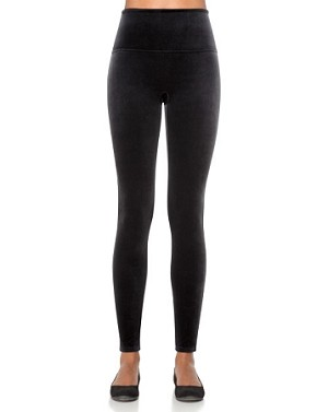 Ready-to-Wow Velvet Leggings - Sold Out Until Canadian Re-Launch