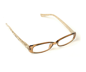 BOLÉRO Animal Print Reading Glasses