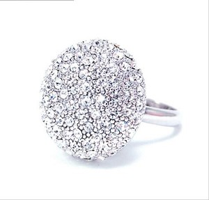 Shiny Crystals Ring - Sold In-Store Only
